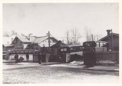 Jyväskylän vanha rautatieasema.