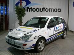 Ford Focus 2010 väritys