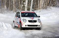 Petteri Koskenala  C2 Itäralli 2013