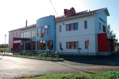 Korsnäsin koulu 2008