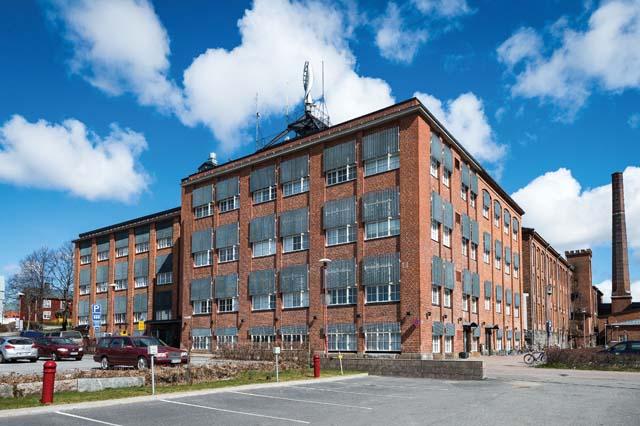Palosaaren Yrityskeskus ja Vaasan Yliopisto