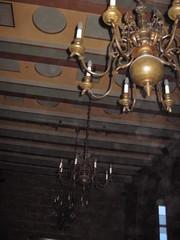 Hotelli Tammerin ruokasalin pallobarokki -valaisin