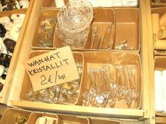Vanhoja kristalleja