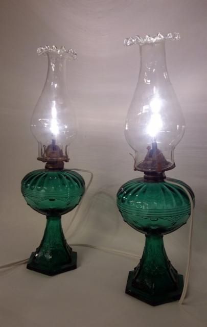 Asiakkaalle muutettu öljylamppu led -valoihin
