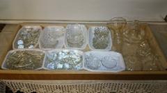 Theresia -kruunun kristalleja