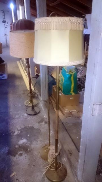 Jalkalamppu