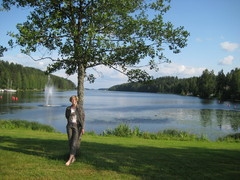 Matkalla Suomen suvessa Leppävirralla