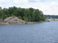 Kallionen saari.