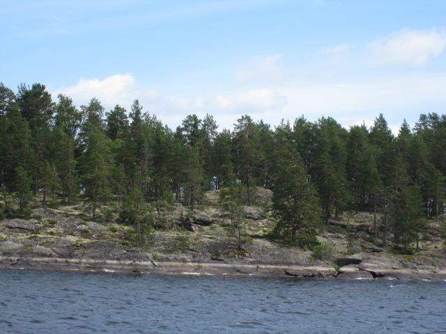 Kallio saaria.