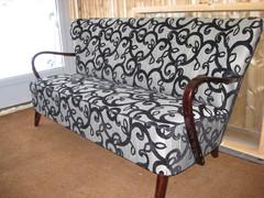 Sohva n.40-50-luvulta