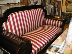 Biedermayer sohva