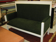 jugend-tyylinen sohva
