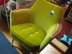 vihree viiskytluvun tuoli
