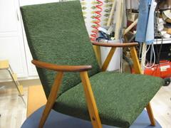 häklin tuoli