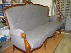 rokokoo sohva