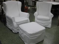 irtopäälliset nojatuoleihin