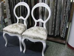 rokokoo tuolit