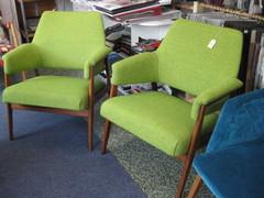 vihreät 60-l tuolit