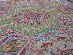 Kangas kuin marokkolainen matto!