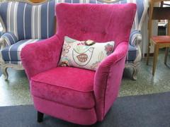 pinkpanter lepotuoli