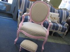 Lempi-tuoli ja rahi