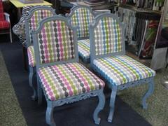 Huvikummun tuolit