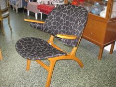 Giraff tuoli 60-luvulta