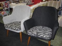 60-luvun nojatuolit