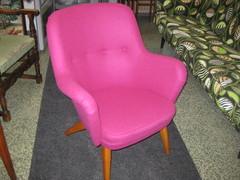 LILA 60-luvun tuoli