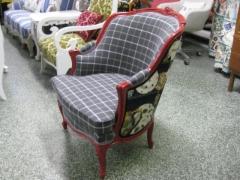 rokokoo tuoli