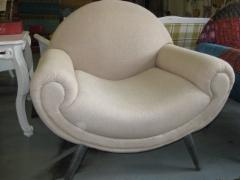 Smile-pellava tuoli 395€