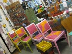 Riemuliini tuolit