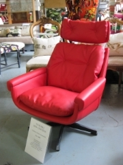 TV- tuoli 70-luvulta