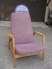 60- luvun nojatuoli