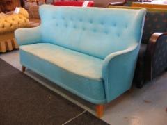 60- luvun sohva myyynnissä projekteissa...