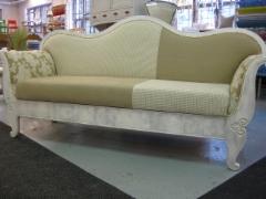 huolimattoman sohva