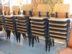 Askon tuoleja -60 luvulta erä