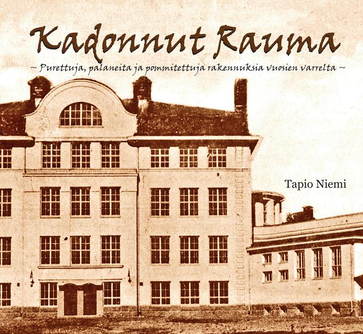 Kirjakauppa Rauma