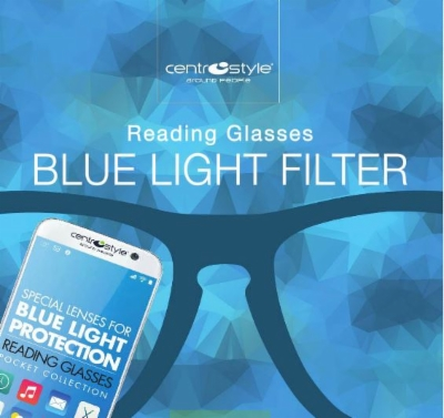 Blue light filter lukulasit