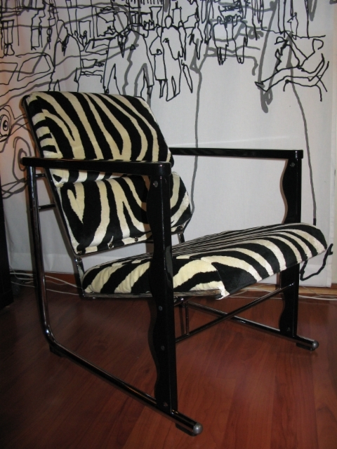 Experiment tuoli
