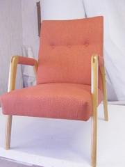 oranssi__50-luvun_tuoli