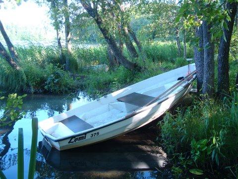 Lippajärveläisten vene