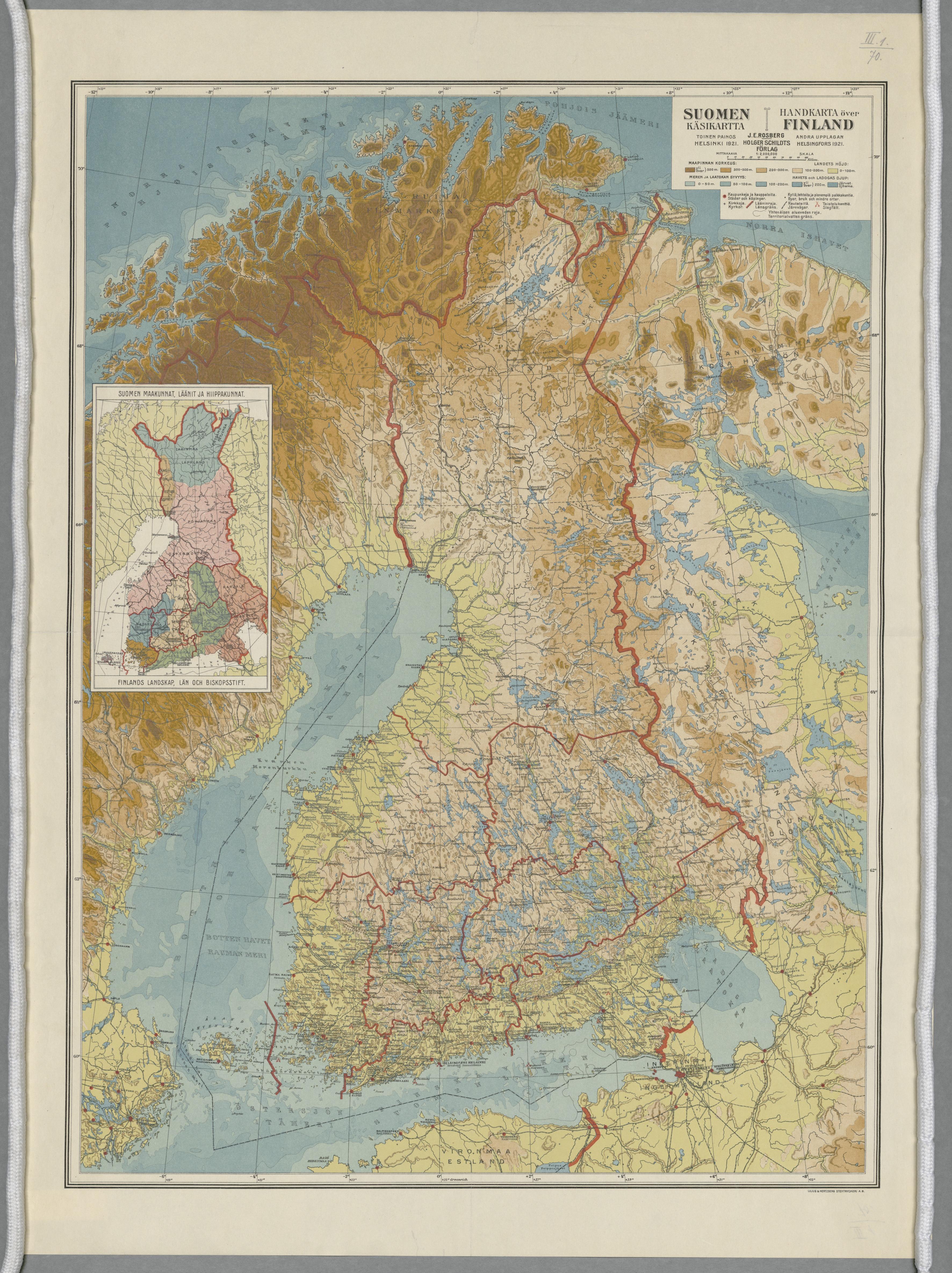Venajan Ilmavoimille Lentokielto Alkuperaisten Merirajojemme 1920