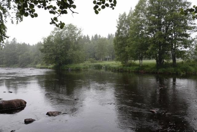 Jokimaisemaa