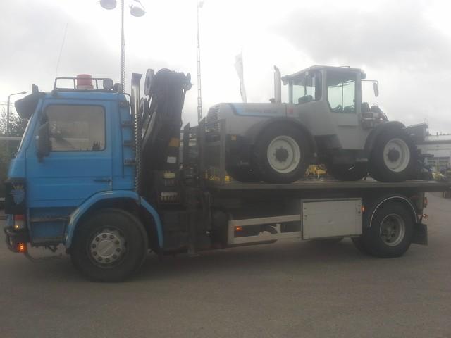 Scania P93 + Lundberg 5200 Lse