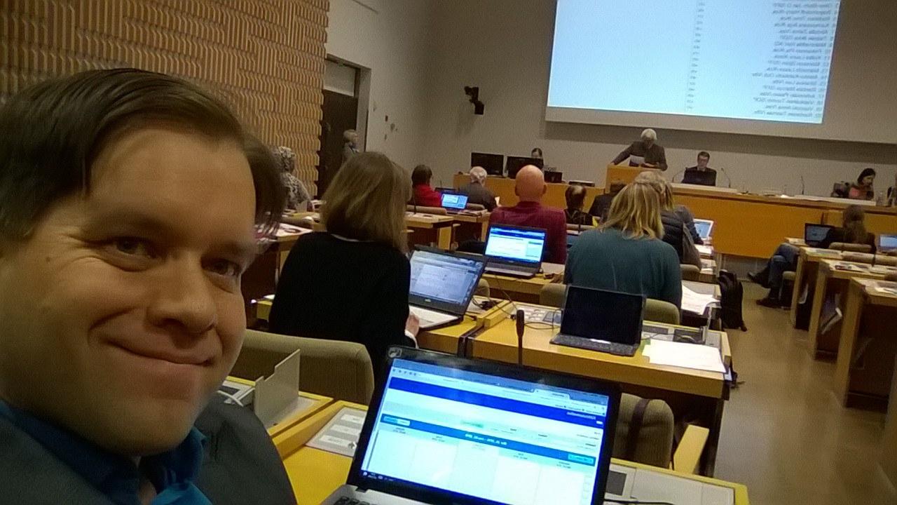 Helsingin uuden pormestarin valitsee valtuusto b5ff824824
