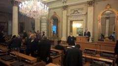 Euroopan uskonnollisten johtajien tapaaminen