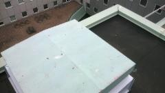 savunpoistohuolto katon reunalla!
