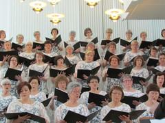 kirkkokonsertissa (3)