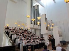 kirkkokonsertissa (6)